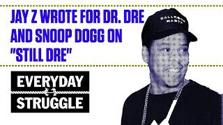 download lagu Jay Z Wrote For Dr. Dre And Snoop Dogg gratis