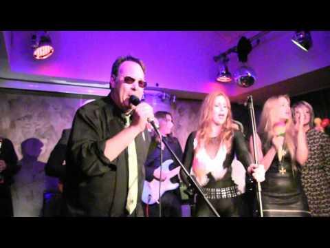 Dan Aykroyd and The Dustaphonics Rhythm And Blues Revue@The Hospital Club London