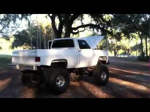 1981 Chevy K20 Music Videos