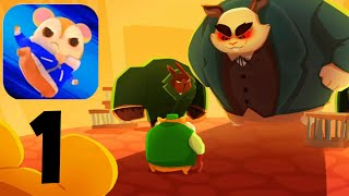 Hamsterdam || (Android,ios) Gameplay - Walkthrough