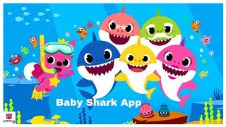 Baby Shark Different Versions and Games | Educational App | Pinkfong Sing and Dance Songs