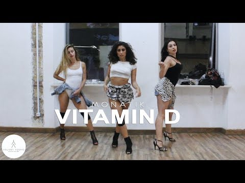 Dance Intensive 17| MONATIK - Vitamin D by Diana Petrosyan| VELVET YOUNG DANCE CENTRE