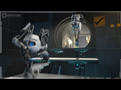 Portal 2 - Investment Opportunity #1: Panels (2011) OFFICIAL | FULL-HD