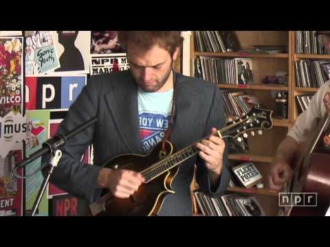 Chris Thile and Michael Daves: NPR Music Tiny Desk Concert