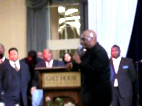 Bishop Tillman @ PAW 2nd Annual Empowerment Conference 2009