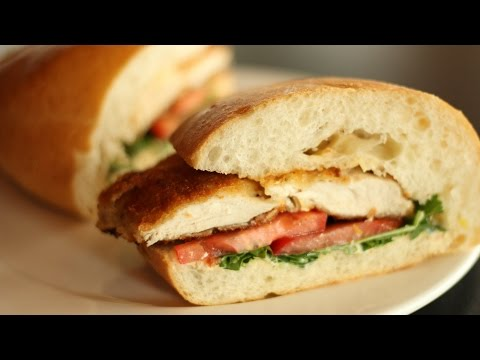 Best Fried Chicken Sandwich Recipe