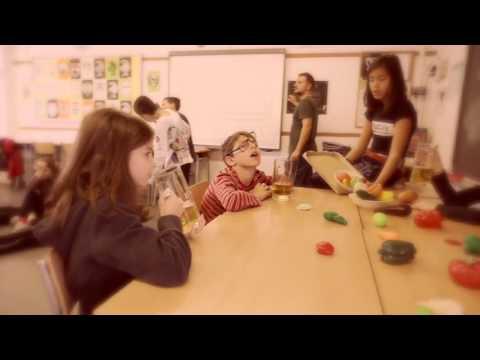 Escola Fort Pienc - Presentació del Concert de Nadal - 5è
