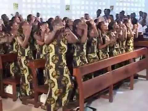 Kwaya ya mt.Augustino Chuo kikuu Muhimbili-Kwa neema ya Mungu