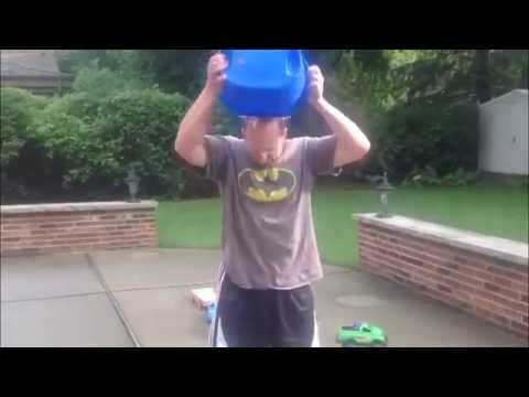 ICE BUCKET CHALLENGE For ALS by SCOTT LEW FAMILY