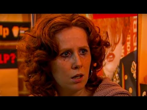 Ginger hair safe house - Catherine Tate - BBC