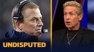 Skip Bayless on reports of Dallas planning to part ways with Jason Garrett | NFL | UNDISPUTED