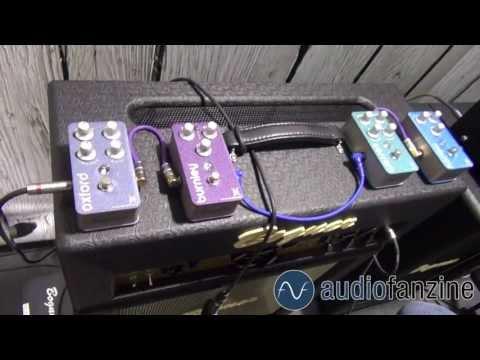 [Musikmesse] New Bogner pedals