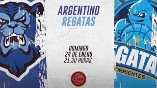 Аргентино Хунин : Регатас Корриентес