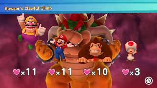 Mario Party 10 Bowser Party - Mushroom Park (Bowser Vs. Team Mario Master Difficult) #20 MARIO CRAZY