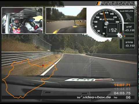 Striezel erfüllt Träume - Taxifahrten im Audi R8 LMS von Black Falcon auf dem Nürburgring. Der Event wurde von Black Falcon und motorsporttotal.de ausgerichtet. Eventcoverage: Racelogic...