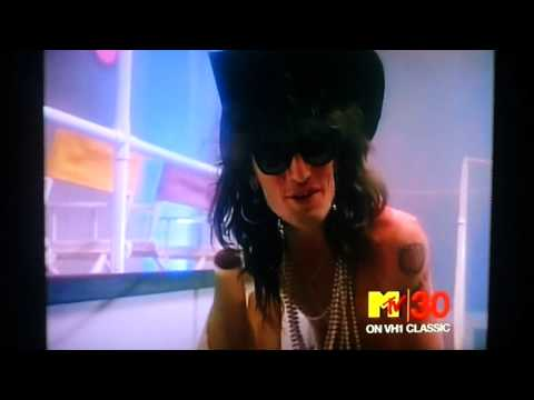 Motley Cruise MTV commercial