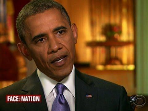 Obama: ISIS poses