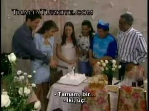Thalia - Rosalinda (Pembe Dizi) Bölüm 09 / Sahne 02 - Türkçe Altyazı