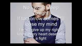 Elnur Huseynov - Hour Of The Wolf (lyrics) Eurovision 2015 Azerbaijan