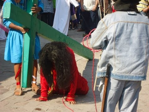 semana santa 2013 Huautla morelos