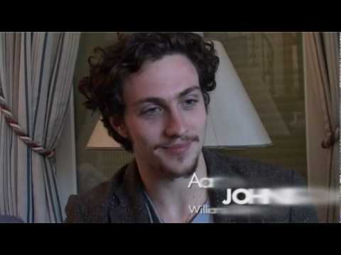 Day 11: Exclusive Cannes 2010 Videblogisode - Aaron Johnson