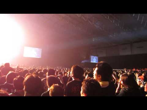 Slipknot Live In Ozzfest Japan - Spit It Out (jump The Fuck Up Part) video