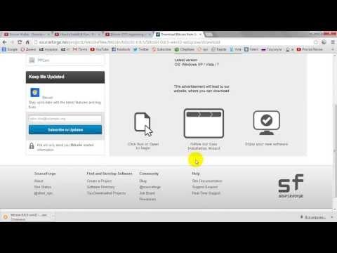 Как скачать кошелек Bitcoin с официального сайта Биткоин