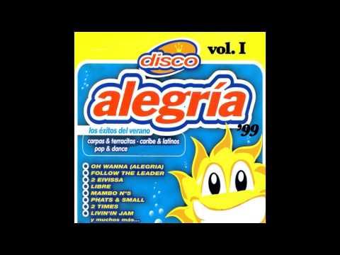 04 Latin Aspects - Estrangera - Disco Alegría 1999 Vol. I, Carpas & Terracitas