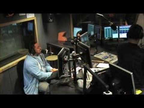 Joell Ortiz Freestyle On Kiss 100 FM