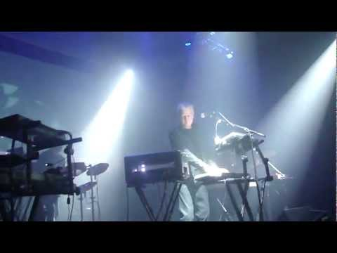 JOHN FOXX And The Maths / HIROSHIMA MON AMOUR  (Ultravox)  -  Live @ Aarschot Belgium  25th Feb 2012