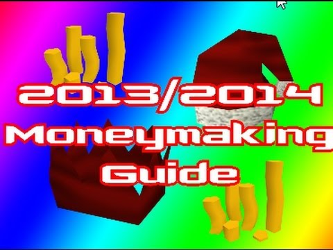 Runescape Money Making Guide December 2013 [5m+ pr/hr] [Requirements]