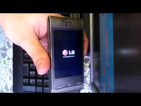 Dr.Celular - LG GT540 - Hard Reset - Desbloquear - Resetar
