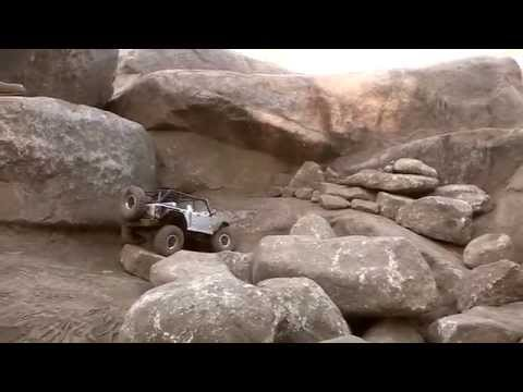 AX90028 SCX10™ 2012 Jeep® Wrangler Unlimited Rubicon - The Axial Rubicon Trek (teaser)