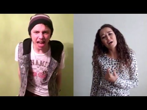 Bon Jovi - It's My Life (Cover by Yuriy & Azalya)