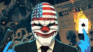 payday 2 w/ Franster and crazy wallace