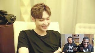 Yixing (LAY 张艺兴) react to reactors reacting to 《SHEEP》 MV