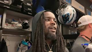 Donte Jackson Discusses Rams Matchup, His Evolution and More