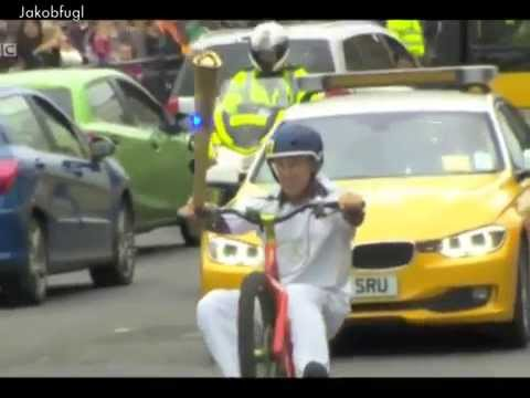 Danny Macaskill - Olympic Torch // 2012 - London