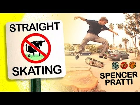Straight Skating with Spencer Pratti