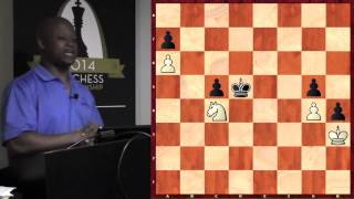 Knight Studies - GM Maurice Ashley - 2014.08.06