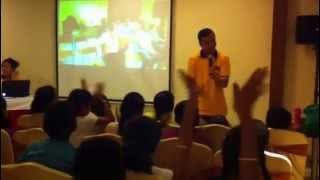 MCB Training in Hyderabad India by MCB Brain Master midbrain activation
