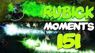 Dota 2 Rubick Moments Ep. 151