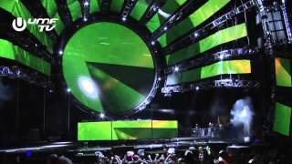 Deadmau5 Live @ Main Stage, Ultra Music Festival 2014, Miami, US 03 29 2014 Presented by UMF