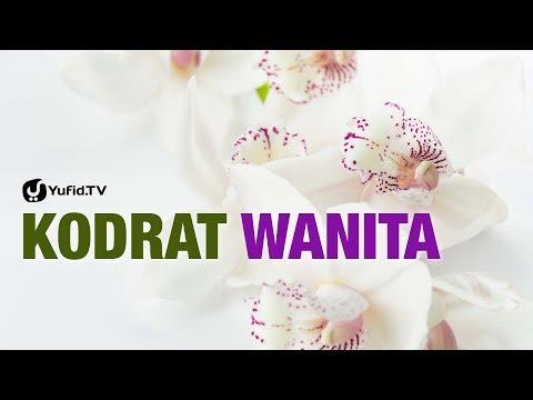 Kodrat Wanita - Poster Dakwah