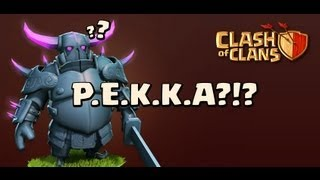 """MI PRIMER ATAQUE CON P.E.K.K.A.S"" - Clash Of Clans Gameplays"