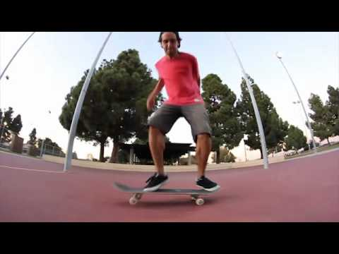 Trick Tip Tuesdays - Halfcab Flips with Anthony Latora