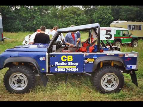 CB Radio Shop,  Our Comp Safari Racer. G1UXK