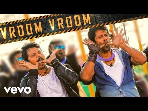 10 Endrathukulla - Vroom Vroom Video | Vikram, Samantha | D. Imman