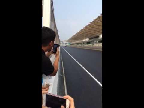 Sepang | nissan GTR R35 Malaysia time lap