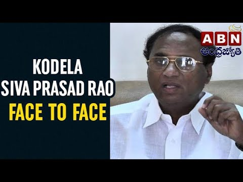 Speaker Kodela Siva Prasad Rao Face to Face over Dachepalli Incident